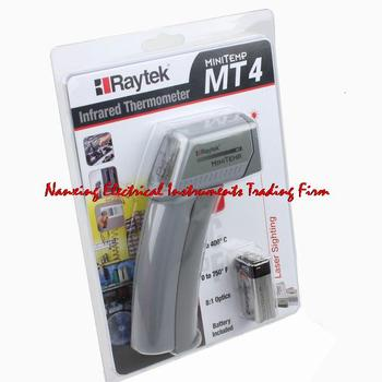 Fast arrival FLUKE/Raytek MT4 Infrared Mini Temp Laser Thermometer Gun -18 to 400C