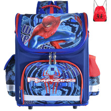 hot deal buy hot selling quality school bags kids knapsack spiderman children school bags backpack kids rucksack satchel mochila for boys