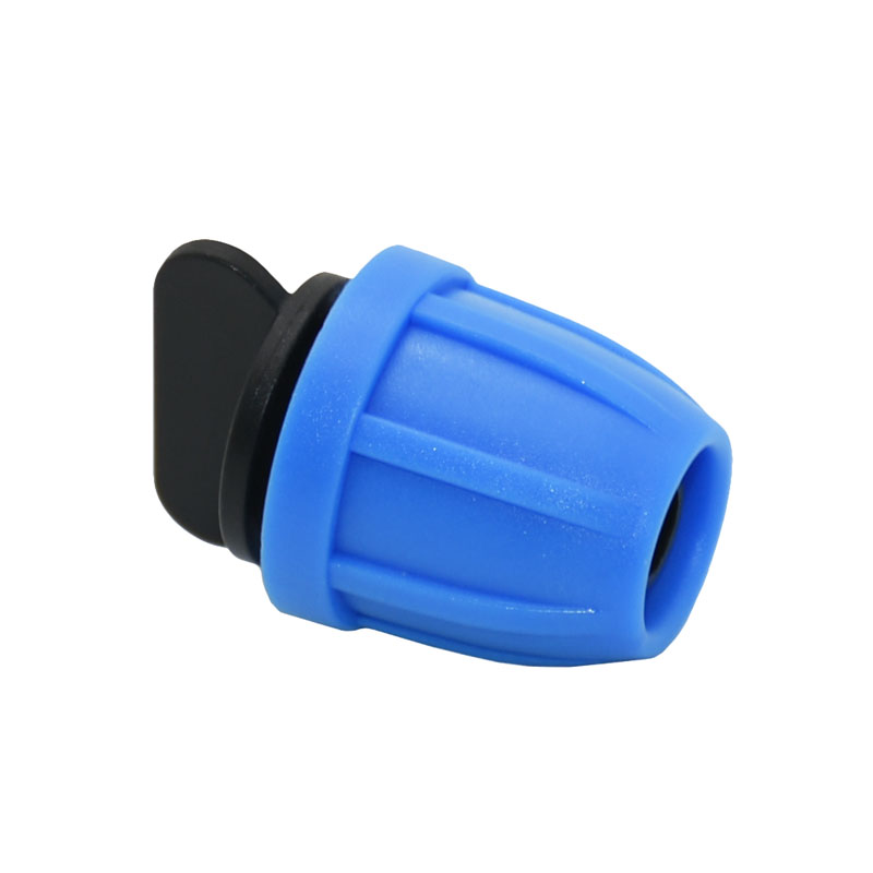 8/11 Hose End Plug Lock Nut 3/8 Irrigation Drip Stopper Water Seal Garden Hose Tools 5pcs