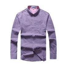 9XL 8XL Camisa Cuadros Hombre Marca Mens Camisas de Tela Escocesa Shirt Slim Fit Camisa Chemise Homme Hombres Camisa Heren Hemden Masculina