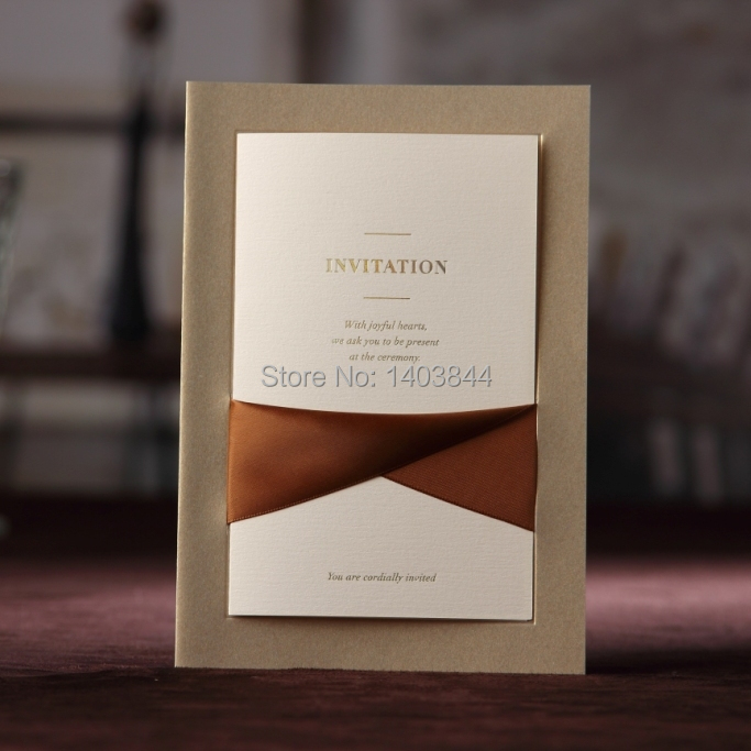 Wedding Invitations Business: Formal Wedding Invitation Card, Enterprise Business