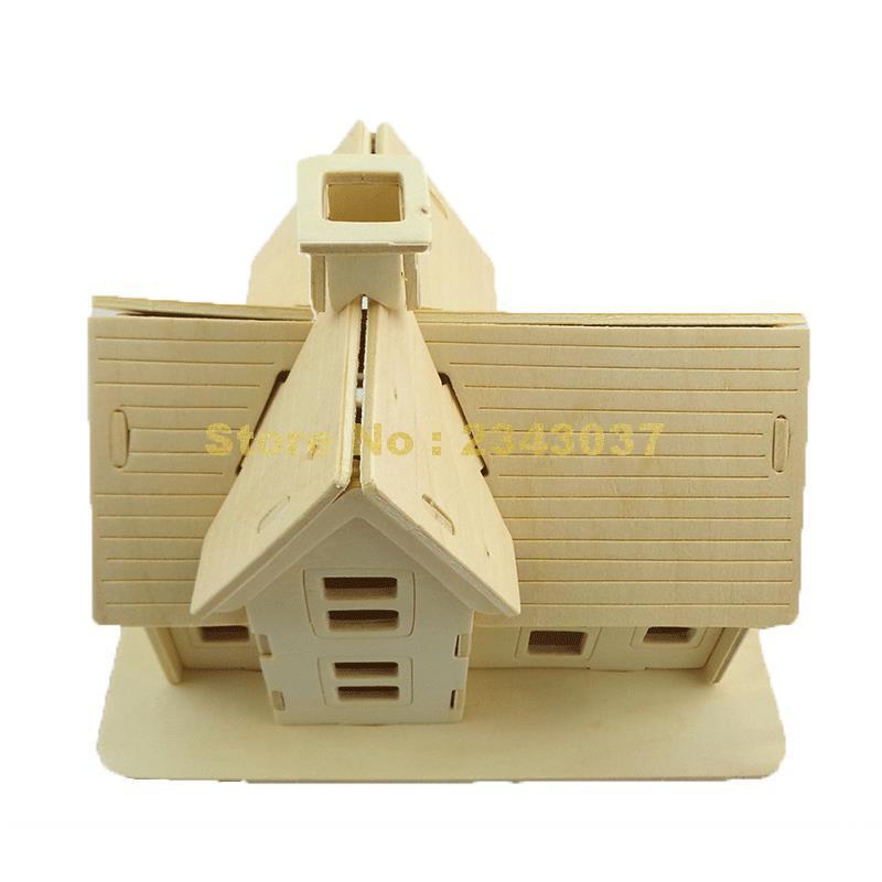 3d Build House