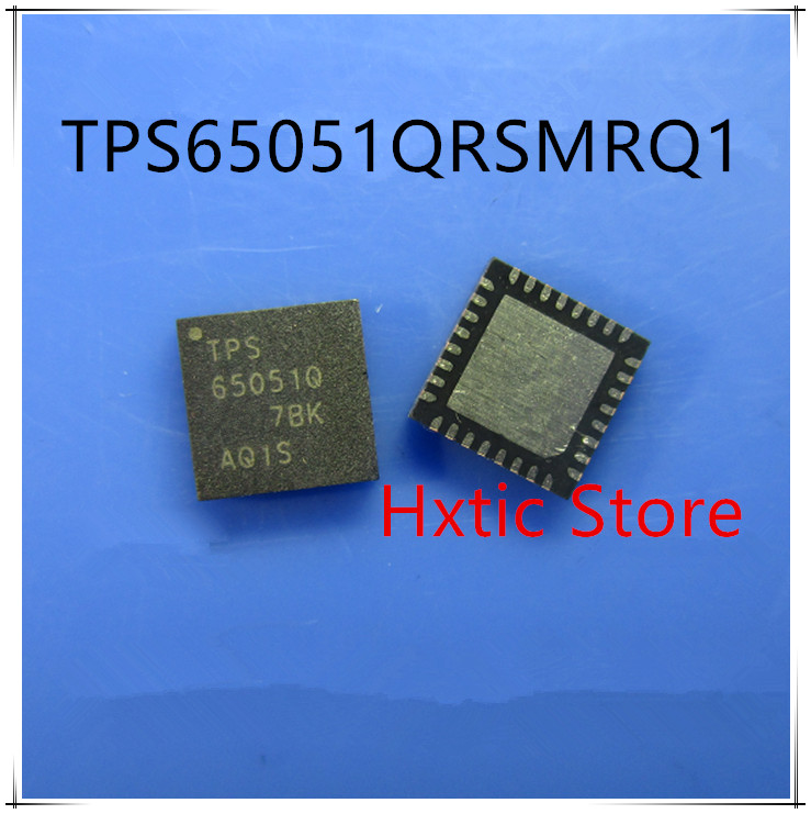 NEW 10PCS LOT TPS65051QRSMRQ1 TPS65051Q TPS65051 QFN 32 IC