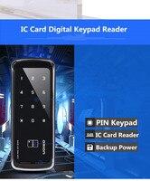 NED Zinc Alloy Miniature Mechanical Combination Lock Numberal Deadbolt Door Digital Lock Keyless Password Non Power