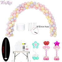 FENGRISE Balloon Arch Ballons Accessories Balloon Holder Stand Balloon Party Decor Wedding birthday Party Decor Kids Baloon Kit