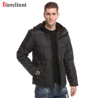2017 New Fashion Men S Clothing High Quality Loose Fit Casual Windproof Parkas Winter Warm Jackets
