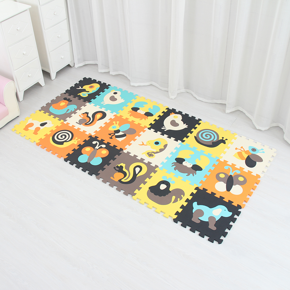 Carpet Rug For Kid 1cm Thick Play Mats