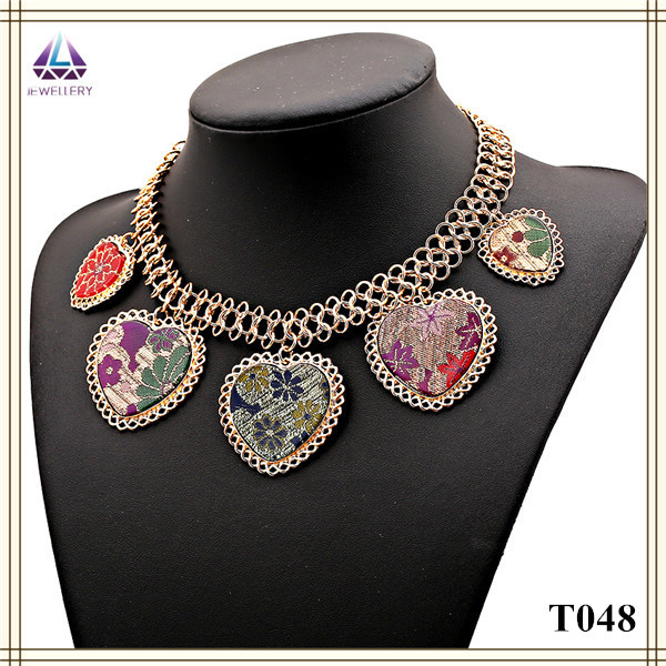 China Factory Handmade High End Fashion Jewelry Fake Gold Jewelry