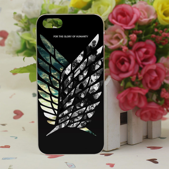 AOT Hard Case Cover for iPhone 7