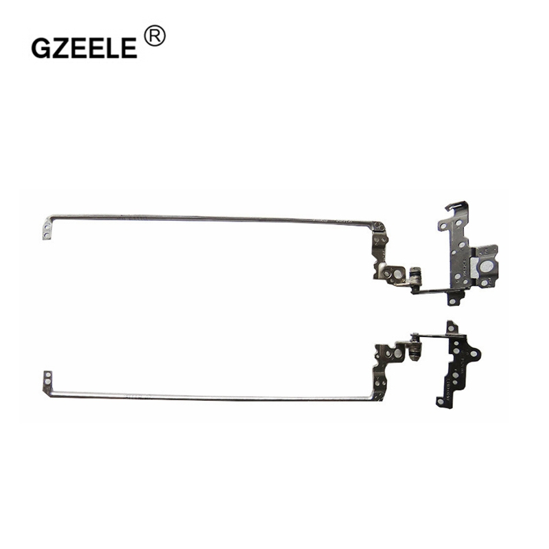 GZEELE New LCD Screen Hinge For HP Pavilion 15-P 15-P000 763105-001 15-P020US 15-P030NR 15-K 15.6 Only Suit TouchScreen Version