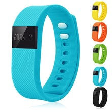 Wristband Smart Bracelet TW64 Bluetooth 4.0 Waterproof Pedometer Health Bracelet Health Sleep Monitor wristband for Android IOS