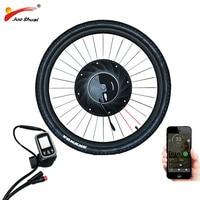36V Front iMortor wheel Electric Bike Conversion Kit with 20 24 26 700C 29 Motor Wheel eBike Electric Bicycle Conversion Kit