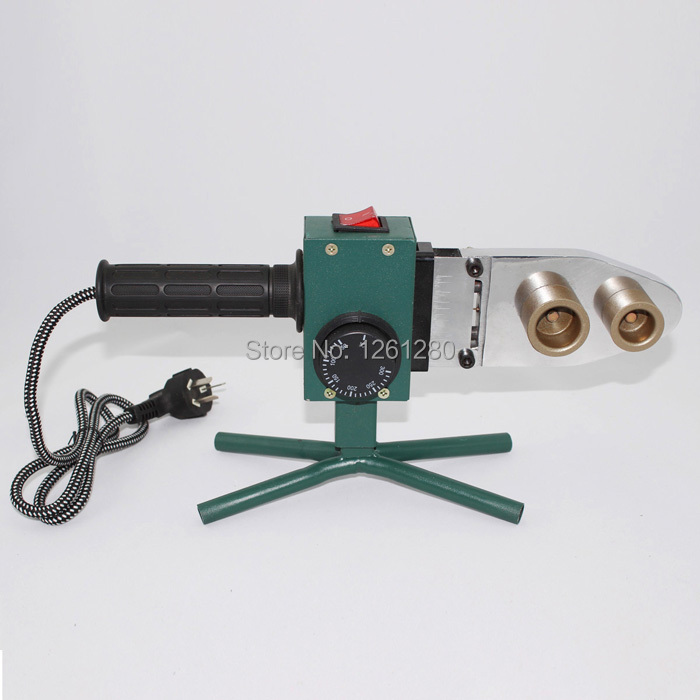 ФОТО TNT express800w  20-32mm Manual temperature control fuser welding PPR, PE, PB pipes melt machine Welding Tools Soldering tools