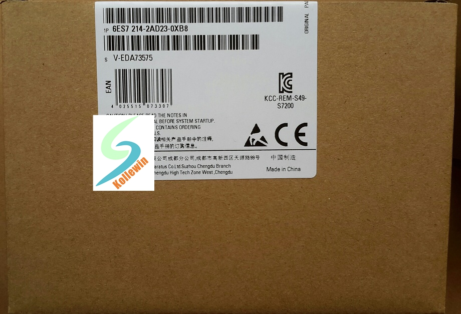 Original SIMATIC S7-200CN CPU224XP 6ES7214-2AD23-0XB8 Compact Unit 14 DI /10 DO 6ES72142AD230XB8, 6ES7 214-2AD23-0XB8 Freeship  цена и фото