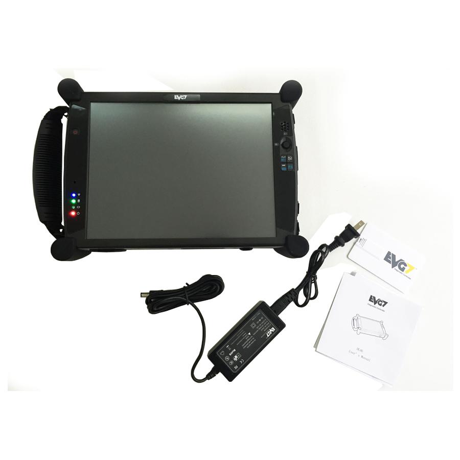 EVG7 DL46HDD500GBDDR2GB Diagnostic Controller Tablet PC EVG7 DL46 Controller BlackWhite