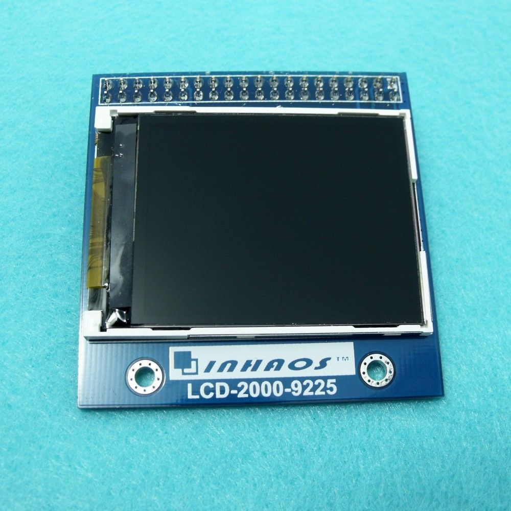 2.0 9225 TFT LCD Module Display 262k Colors screen 176RGB for Arduino STM32 ARM tft lcd replacement module for nds lower screen