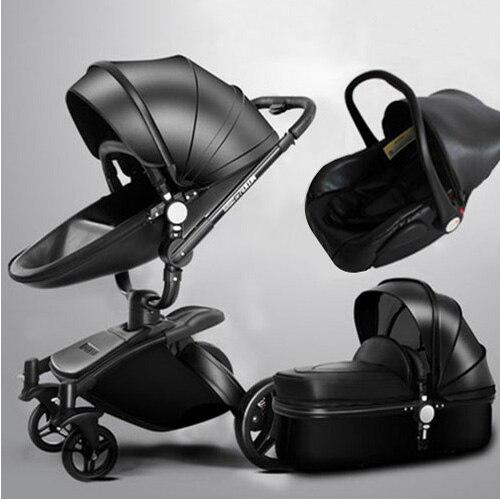 Aulon коляска 3 в 1, AULON материал коляски - эко-кожа, коляска с автокреслом, коляска с бесплатной доставкой транспортными компаниями ПЭК или ЖелДорэкспедиция. Можно оптом.