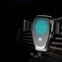 Vent-Bracket Land-Rover Wireless Car-Charger Fast