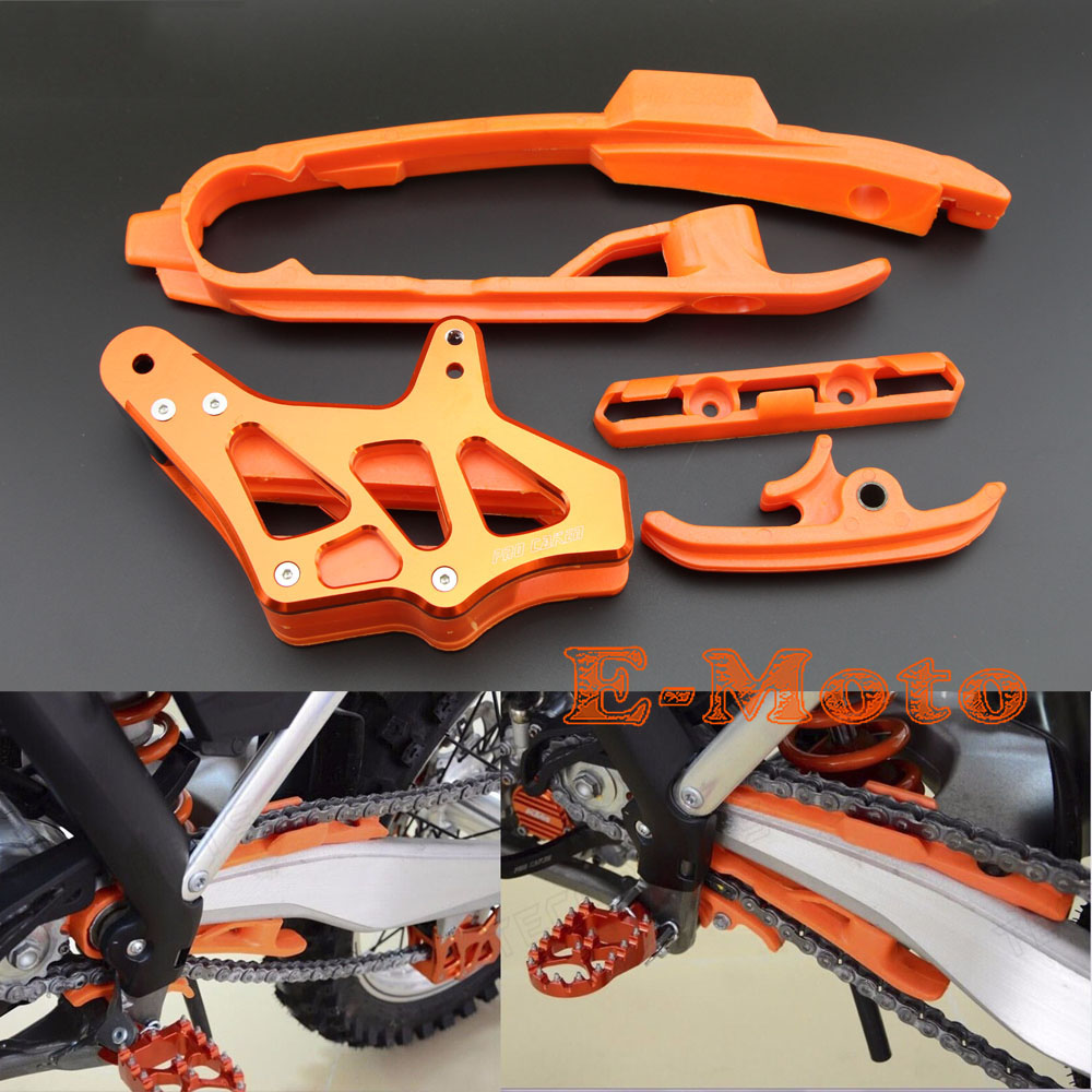 Ktm Chain Guide Kit