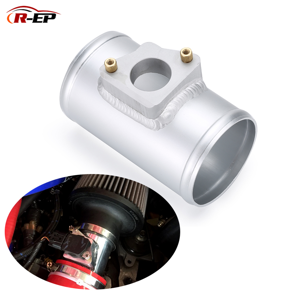 цена на Air Flow Sensor Adapter Fit For Honda ACCORD for Toyota CHR C-HR FOR Mazda FOR Subaru MAF Performance Air Flow Meter 63 70 76mm