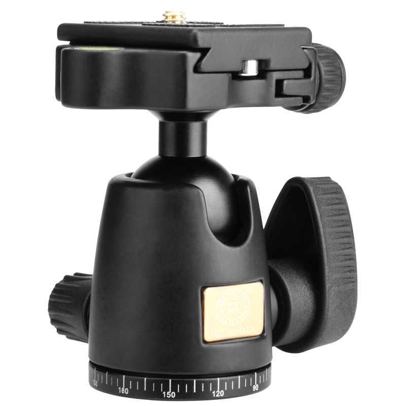 1/4 QZSD Q01A штатива 2018 винт крепление для фототехники, камера интимные аксессуары с шаровой головкой для штатива-монопода
