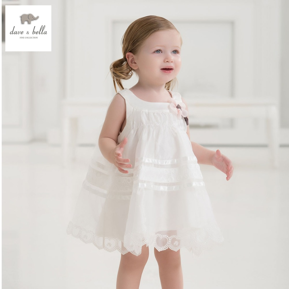 DB1553 dave bella summer baby dress infant clothes girls party dress fairy dress toddle 1 pc kid princess dress db3399 dave bella summer baby dress infant clothes girls party fairy dress toddle 1 pc kid princess wedding dress lolita
