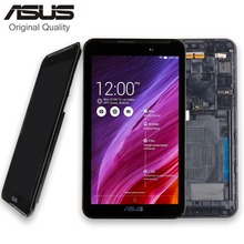 Original For ASUS Fonepad FE7010CG FE170CG ME170 K012 k017 LCD Display Touch Screen Digitizer Assembly with Frame Black