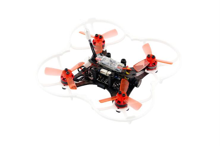 ARF Kingkong 90GT 90 Brushless Micro FPV Racing Quadcopter Drone F3 Flight Controll 800TVL VTX 3A ESC Tiny Whoop Blade Inductrix kingkong 90gt 90mm brushless mini fpv racing drone with micro f3 flight controll 16ch 800tvl vtx forbnf rtf with frsky x7 x9d