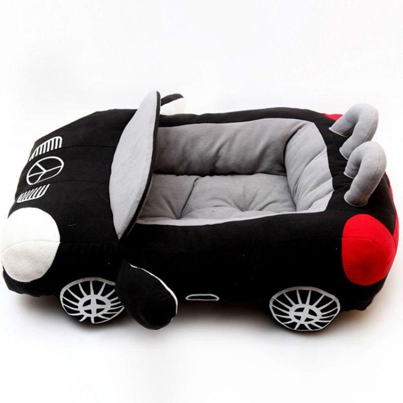 Cool et détachable lavable personnalité Unique coton chiot maison chien Teddy canapé voiture mignon lit