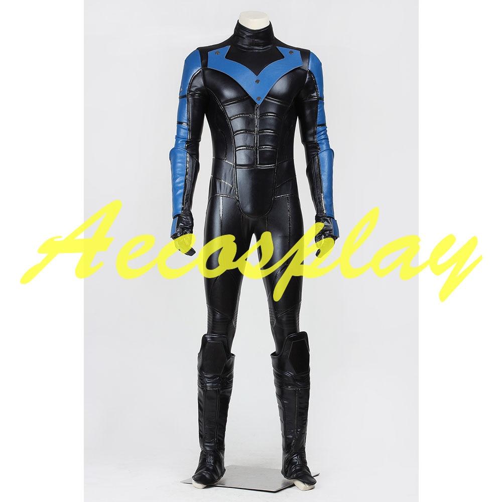 Online Shop Halloween Costumes for adult men superhero Batman ...