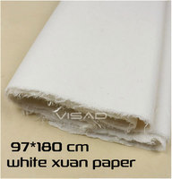 Chinese xuan paper, rice paper, 87 * 180cm half cooked painting paper, for calligraphy and painting