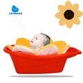 Levmoon Blooming Bath  Sink Bath For child Infant Flower Mat Spar 8 colors