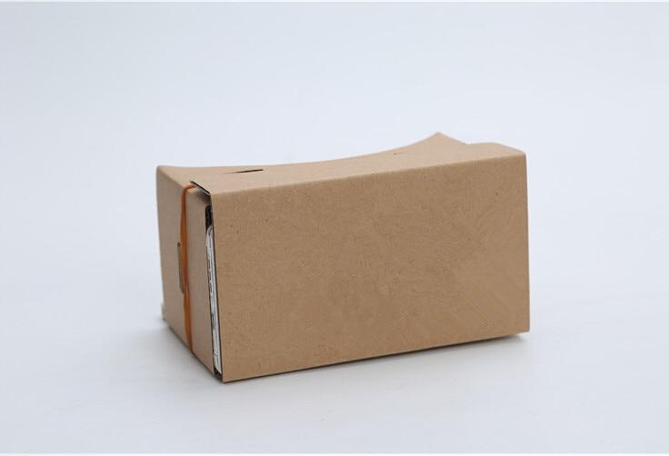 wholesale Price Google Cardboard 3d Glasses Virtual Reality Glasses DIY Google Vr Cardboard 3d Glass For Smart phone VR6