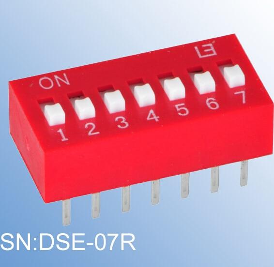 ELEWIND excessed Тип переключатель DIP (DSE-07R)