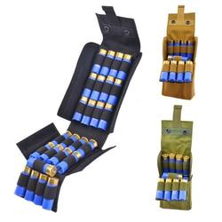 Hunting molle 25 round 12 gauge shells shotgun reload magazine bag.jpg 250x250