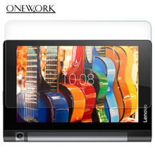 For Lenovo YOGA Tab 3 8.0 10 10.1 X50F X50M Plus Pro X90F YT3 850F YT3-850F X703F Tablet Screen Protector Film Tempered Glass