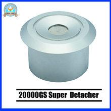 20000GS universal eas separador magnético seguridad desprendedor de etiquetas de venta al por menor anti robo sistema 100% trabajo