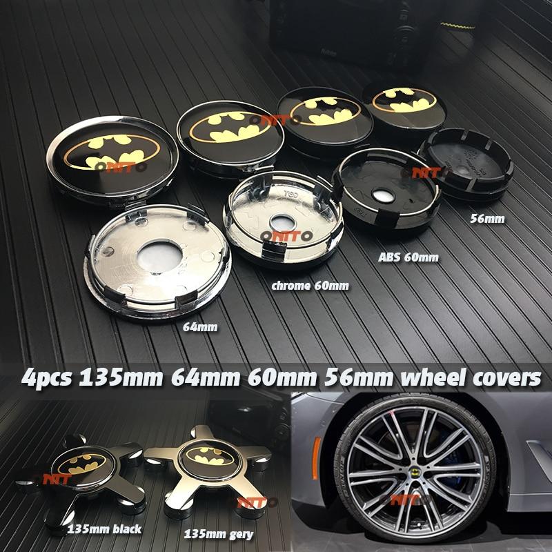 Mazda wheel centre caps set of 4x 56 mm