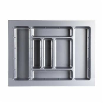2019 nuevas cubertería de plástico de calidad cajón de cocina Blum Tandembox inserta bandejas de almacenamiento de estilo europeo