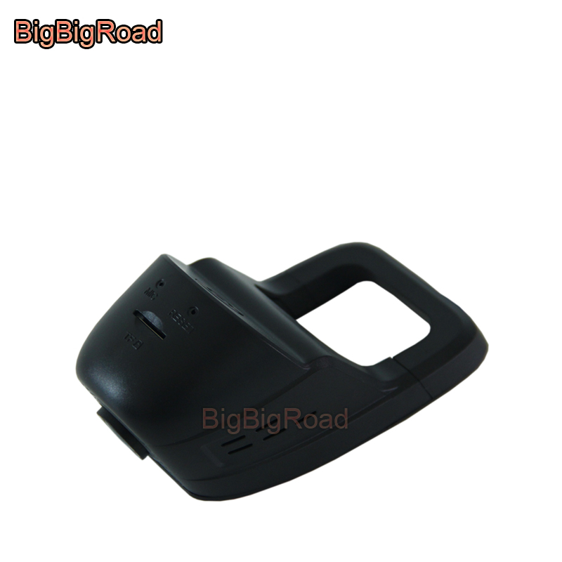 BigBigRoad Car dashcam wifi DVR For Ford Focus Escort titanium Ecosport S-Max fiesta Mondeo Transist E350 F-150 Video Recorder