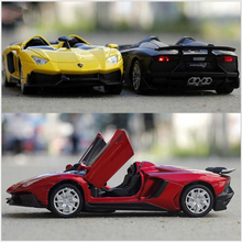 Not Cars 1 32 Children s Toys Sound And Light Alloy Car Back To Power Car