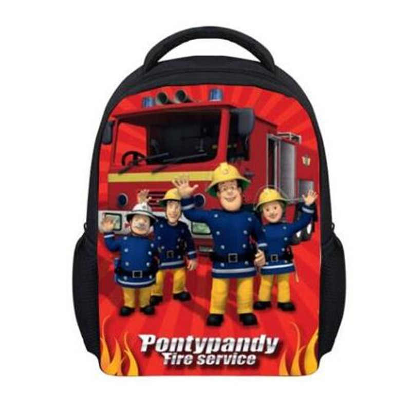 Kid Mochila Infantil New Arrival Mini School Bags for Boy Cartoon Hero Fireman Sam Schoolbag Children Baby Kindergarten Bookbag Kid Mochila Infantil New Arrival Mini School Bags for Boy Cartoon Hero Fireman Sam Schoolbag Children Baby Kindergarten Bookbag
