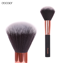 New Arrival Docolor Powder brush 1PCS professional large face brushes high quality make up brush beauty  daily make up tools