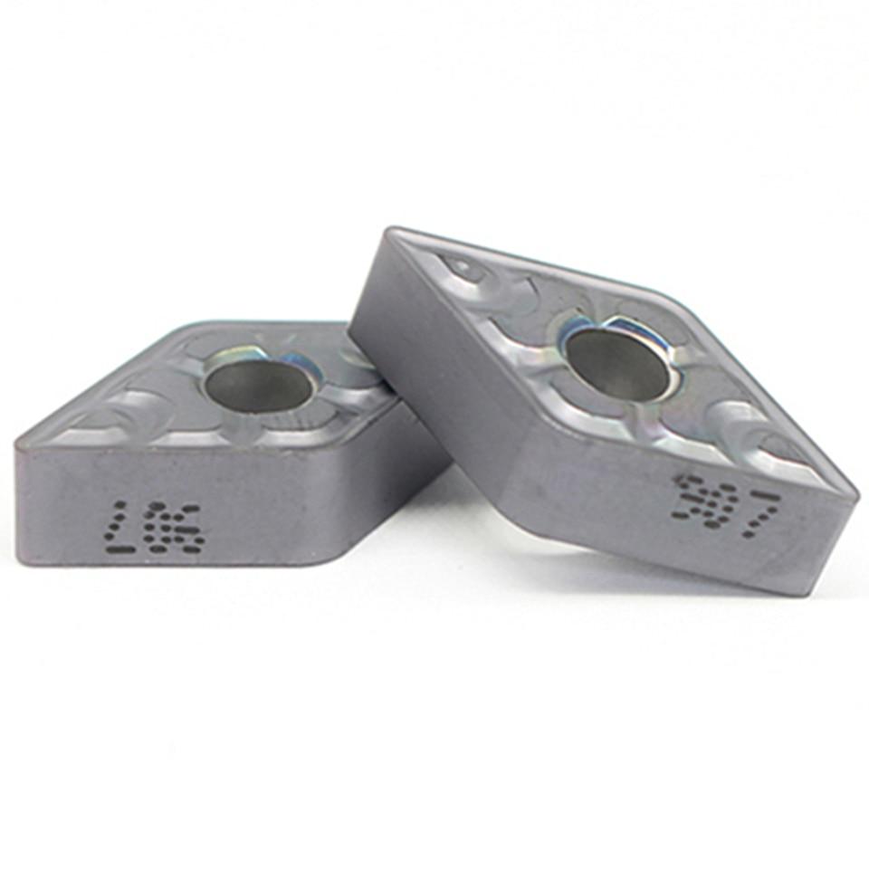 10pcs DNMG150608 TF IC907 External Turning Tools Carbide Insert DNMG 150608 Lathe Cutter Tool Of Lathe Tool Turning Insert