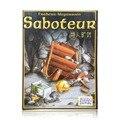 Venda quente regras de vários idiomas sabotador 1/sabotador 2 expansão/VIP pacote/pacote simples, jogo de cartas jogo de mesa, jogo de tabuleiro