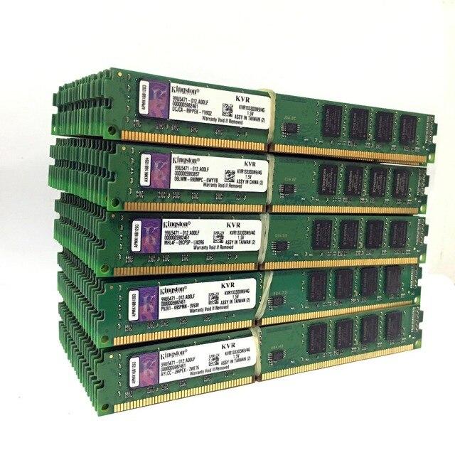 Kingston ПК памяти оперативная память модуль для рабочего стола, DDR2 DDR3 1 Гб 2 Гб 4 ГБ 8 ГБ PC2 PC3 667 МГц 800 800 1333 1600 1600 МГц 1333 8g 2