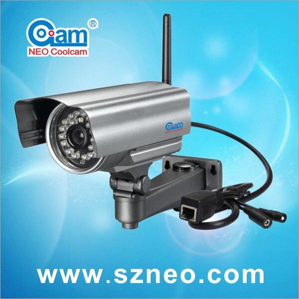 NEO Coolcam NIP-06OAM caméra de sécurité Sans Fil Caméra IP Wifi avec Plug And Play IR Lumières Sans Fil CCTV P2P Wifi caméra