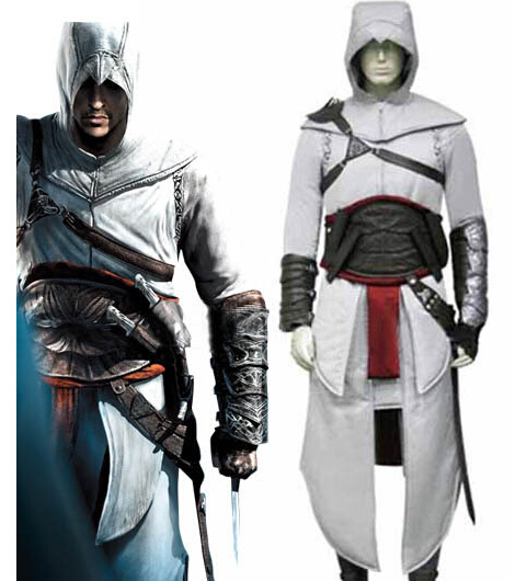 assassin s creed 1 cosplay clothes custom made clothing men s