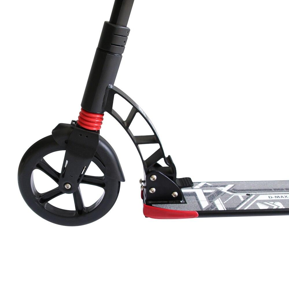 8 pouces iScooter trottinette électrique Intelligent Pliant Électrique longboard Hoverboard Planche À Roulettes 2 Roues Livraison gratuite - 4