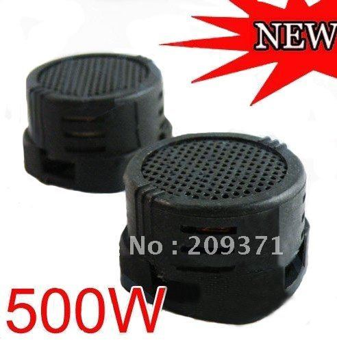 2 X 500W SUPER POWER DOME LOUD SPEAKER TWEETER FOR CAR +50pairs
